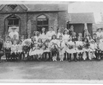 Birdingbury School circa 1912